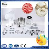 Home use noodle paste mixing machine,bakery bread dough mixer