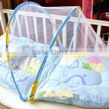 Foldable Baby Safe Room with Zipper and Net