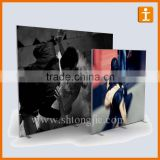 Full Colour Printed Tension Fabric Frame Lightbox With Silicone                                                                         Quality Choice