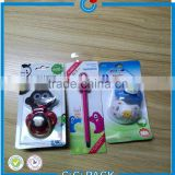 cute clamshell blister PVC plastic package for baby product packaging
