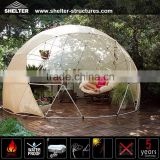 Roots family geodesic dome tent for 10 person
