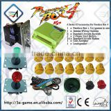 2015 Newest Joystick Arcade 645 In 1 Pandora Box 4 Coin Pusher Machine For Sale