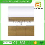 wholesale New Style Antique big size brown bathroom cabinets design                                                                                                         Supplier's Choice