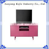 Plastic black high gloss tv stand tv unit design furniture french living room furniture made in China