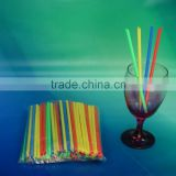 Factory manufacturing process 19 cm custom printed drinking straws cool drinking straws Ice straws