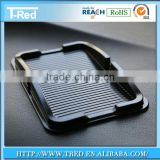 Reusable high temperature resistance adhesive gel pad phone holder for car