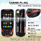 CARIBE PL-40L Ab75 Wireless portable mobile android barcode scanner with WIFI/GPRS/3G/USB