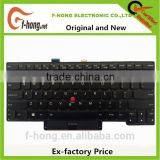 Genuine Original New Lenovo Thinkpad X1 Carbon Gen 2 2014 Backlit Keyboard US Layout 04Y2953