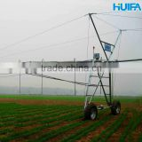 Water conservation center piovt irrigation farm equipment with End sprinkler