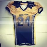 american sublimated football Jerseys American Football Uniforms Sublimated