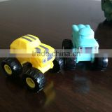 small cartoon car promotion toy