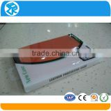 New design plastic packaging box for ipad case