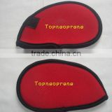 High quality waterpoof neoprene cover golf club headcover golf iron club cover