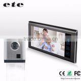 "calling panels 7"" tft lcd color night vision infrared villa video door phone ring doorbell audio visual door bell"