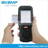 EKEMP Android Barcode Scanner With Display /Android 3G Smart Phone With WIFI Bluetooth GPS