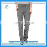 Women spring quick dry ourdoor long pants trousers