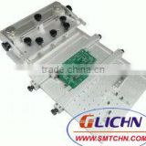 solder paste screen printer/screen printing press manual high precise SP40 used for smt pcb