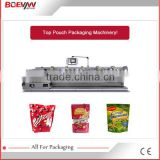 Top quality durable custom cereal bar packing machine