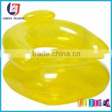 Yellow Inflatable Sofa,One Seat Inflatable Sofa Chair,Inflatable Sofa Chair,Inflatable Air Sofa