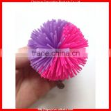 Colorful silicone pom pom (KMS-1457)