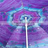 High qualtiy 100% cotton made lace parasol