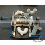 customer made plastic elbow pipe fitting mould for injection Manufacturing high quality TEE reducer PVC
