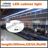 DC12V,Led product line under Cabinet Light With on/off Switch,300mm/4w,LED driver with SAA approved