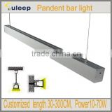 kitchen led pendant lights, commercial led pendant lighting, rigid strip lights, replacement halogan T8/T5 tube