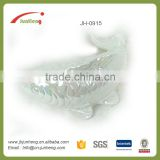 home decor ceramic fsilver arowana fish, hanging ceramic fish
