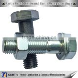 class 4.8 iron bolt and nut with cheap price