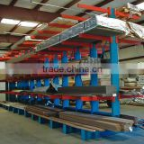 hJX heavy duty glavanized dexion long goods cantilever racking