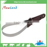 NL1329 horse D shape shedding blade horse hair remover