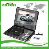 portable dvd player with 7inch bluetooth