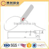 Tamper proof seal Plastic security seal bank bag use PS107