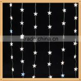 LED Decorating Lights,Mini Copper String Lights,Chrismas Lighting/led decorative star curtain(icicle) lights
