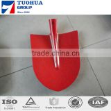 0.9kg steel construction shovel