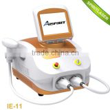 IE-11 Spiritlaser High Energy Ipl E-light Bikini Hair Removal Ipl Rf Nd Yag Laser Multifunction Machine Acne Removal