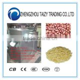 almond peanut slicing cutting machine / nuts kernel slice cutter machine