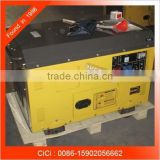 Stock!! Fast delivery Soundproof Small Home Diesel Generator 12KVA