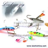 Wonderful ice fishing lure lead head ice jigs