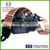 high quality new premium promotional vintage polyester camera strap