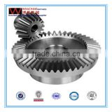 OEM service custom pinion gear for wheel loader made by whachinebrothers ltd