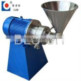 small colloid mill for food processing