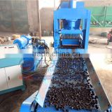 Lantian plant hot sale shisha charcoal tablet making machine coconut shell hookah briquette machine