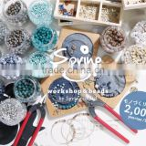 Japanese beads beading accessories made in Japan for wholesaler