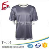 100% polyester basketball t shirt
