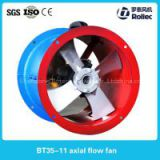 T35-11 small size axial fan blower