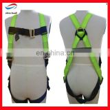 full body harness with lanyard/full body safety harness