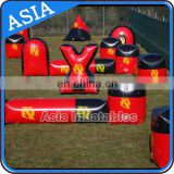 High Quality Airsoft Paintball bunkers Cheap Inflatable Speedball Air Bunker