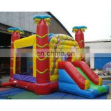 Inflatable rainforest bouncer Slide,Inflatable Jumper Slide, inflatable jump slide